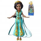 Jasmine Blue Dress Aladdin 2019 Movie Action Figure 3.5""