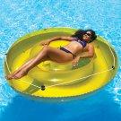"Swimline 9050 - 72"" Swimming Pool SunTan Island Inflatable Lounger Adult"