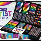 Cra-Z-Art Premium Quality 250 piece Creative Artist Studio