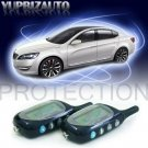 2 Way Car Security Alarm System LCD Remote Engine Start ALL FEES INCLUDED!
