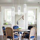 Modern Pendent Ceiling 3 - Light Chandelier Lighting Fixture