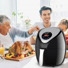 1400 W Electric Air Fryer with Digital Touch Screen Kitchen tool healthy eating