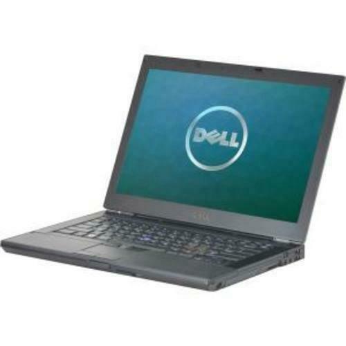"""Refurbished Dell Silver 14.1"""" Latitude E6410 WA5-1169 Laptop PC with Intel Core"""