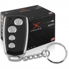 XO Vision DX382 Universal Car Alarm System with Two 4-Button Remotes