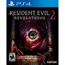 Sony PlayStation 4 Resident Evil: Revelations 2 Video Game