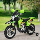 6V Kids Ride-On Motorcycle Electric Battery Powered Bike