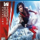 Mirrors Edge Catalyst, Electronic Arts, PlayStation 4,