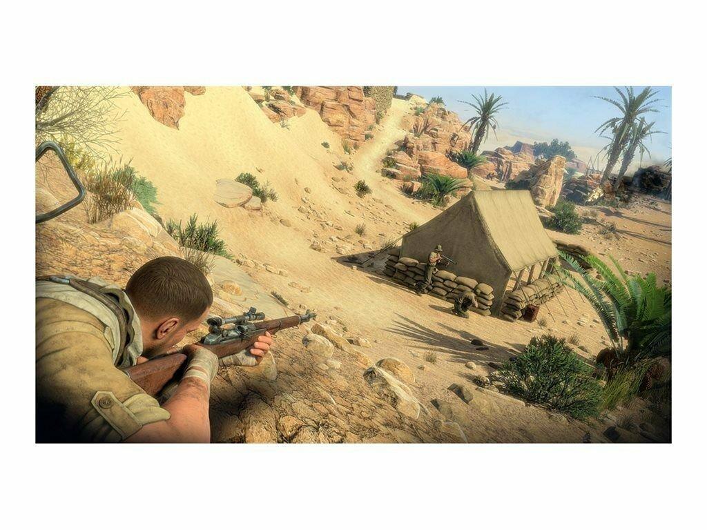 Sniper Elite III Ultimate Edition, 505 Games, PlayStation 4,
