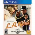 L.A. Noire, Rockstar Games, PlayStation 4