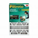 Filtrete 16x25x4, Allergen Reduction Deep Pleat HVAC Air and Furnace Filter, 120