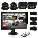 PYLE PLCMTRS77 - Car Rear View Camera and Video Monitor, IP68 Waterproof, Commer