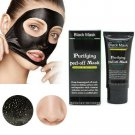 Purifying Black Peel off Mask, Charcoal Face Mask, Blackhead Remover Deep Cleans