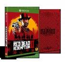 Red Dead Redemption 2 Steelbook Edition, Rockstar Games, Xbox One,
