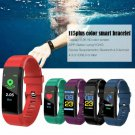 Bluetooth Sport Fitness Smart Watch Wrist Band Bracelet Heart Rate Monitor Activ