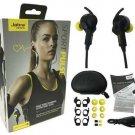 Jabra Sport Pulse Bluetooth Wireless Neckband Headphones with Built-in Biometric