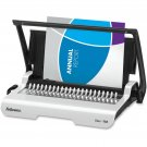 Fellowes, FEL5006501, Star Plus Manual Comb Binding Machine, 1 Each, White,Blkck