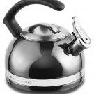 KitchenAid 2 Quart Kettle with C Handle and Trim Band Pyrite