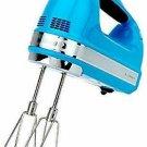 KitchenAid 9-Speed Hand Mixer, Crystal Blue (Certified Refurbished)