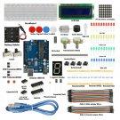Super Starter Kit Programming Language Electronics for Arduino UNO R3 LCD1602