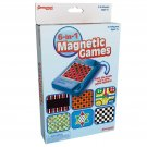 Dealers Lane 6-in-1 Travel Magnetic Games