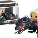 FUNKO POP! RIDES: GAME OF THRONES - DROGON & DAENERYS