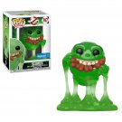 Funko POP! Movies: GB - Slimer w/Hot Dogs (Translucent) - Exclusive