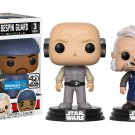 Funko Movies: POP! Star Wars - Cloud City 3 Pack, Lobot, Ugnaught, Bespin Guard
