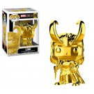 Funko Pop! Marvel: Marvel Studios 10 - Loki (Chrome Gold)