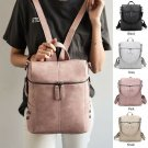 Women Girl Backpack Travel PU Satchel Leather Handbag Rucksack Shoulder School