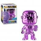 Funko POP Marvel: Infinity War - Thanos - Purple Chrome - Exclusive