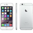 Refurbished iPhone 6 16GB, Silver - Unlocked GSM
