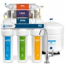 Express Water Alkaline Reverse Osmosis Water Filtration System – 10 Stage RO M