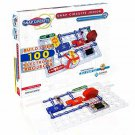 Snap Circuits Jr. SC-100 Electronics Exploration Kit | Over 100 Projects | Full