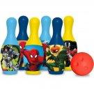 Marvel Ultimate Spiderman Bowling Set, 1.0 CT