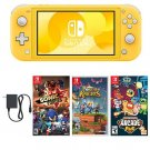 Nintendo Switch Lite Console, Yellow