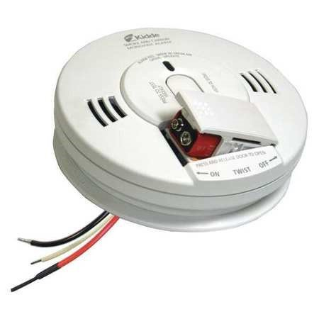 Firex AC Hardwired Combination Carbon Monoxide & Photoelectric Smoke Alarm KN-COPE-IC