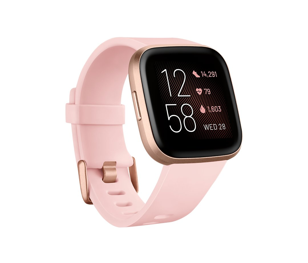 Fitbit Versa 2� Health and Fitness Smartwatch Holiday Gift