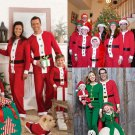 Santa Pjs for Mom and Dad Just in time for Christmas Holidays