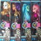 4Pcs Hot Selling Monster Toys Dolls Anime Monster dolls Assortment