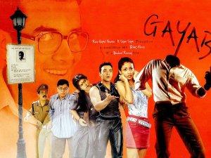HINDI INDIAN 2 IN 1 DVD GAYAB + MUJHE KUCH KEHNA HAI