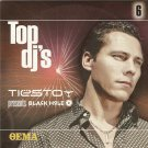 Tiesto TOP DJ Tiesto Presents Black Hole Recordings 10 tracks CD