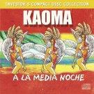 Kaoma A La Media Noche 10 tracks rare CD