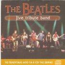 THE BEATLES LIVE TRIBUTE BAND Vol.5 4 tracks CD