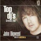 John Digweed TOP DJ Christmas 2007 11 tracks CD