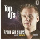 Armin Van Buuren TOP DJ 10 tracks CD