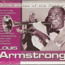 LOUIS ARMSTRONG Great Voices Of The Century 14 tracks SEALED CD