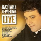 Vasilis TERLEGAS LIVE Laika 10 tracks Greek CD