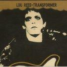 LOU REED Transformer 11 Tracks plus 2 bonus tracks CD
