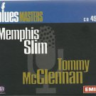 MEMPHIS SLIM Tommy McClennan Blues Masters cd49 20 tracks CD