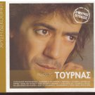 KOSTAS TOURNAS 12 golden hits original performances Greek CD
